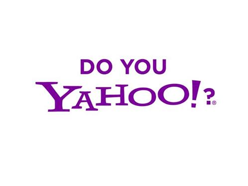 Do You Yahoo Logo