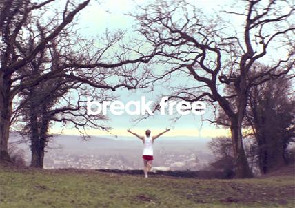 Adidas Break Free Advert