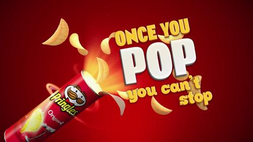 Pringles Advert