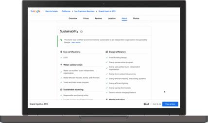 Google Sustainability